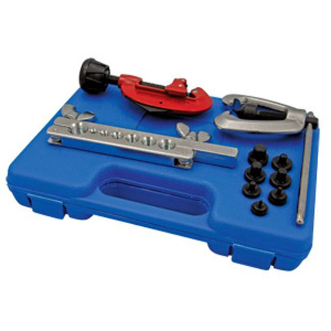 Jet 739181 Tube Flaring and Cutting Kit - Standard Duty
