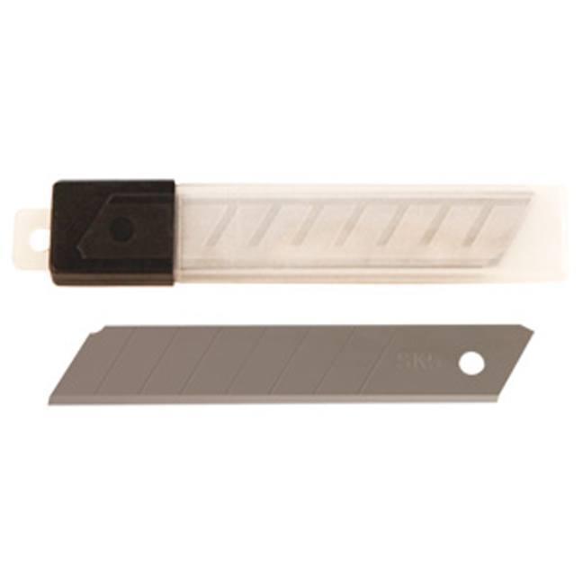 Jet 840491 10 PC 25mm Utility Knife Blades