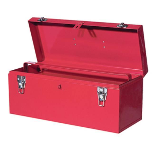 "Jet 842104 21"" Steel Hand Tool Box"