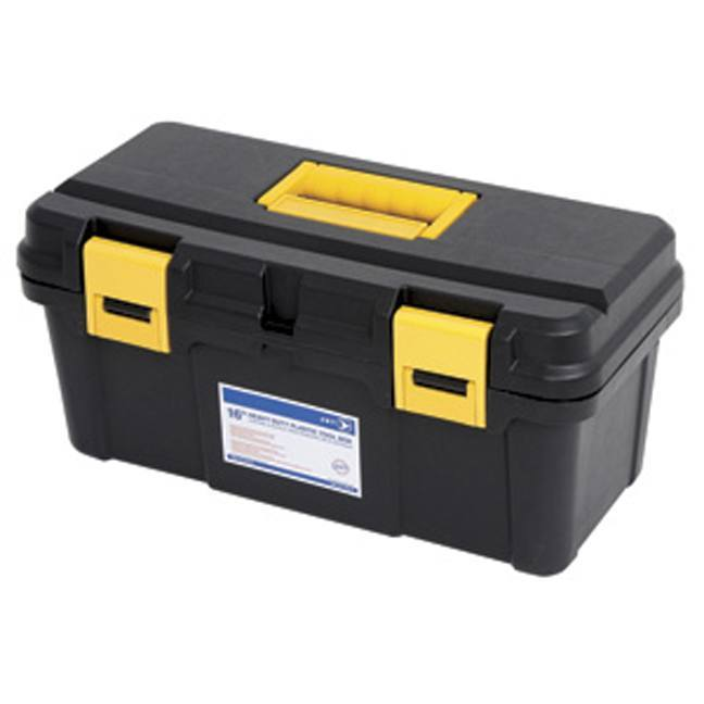 "Jet 842142 16"" Plastic Hand Tool Box"