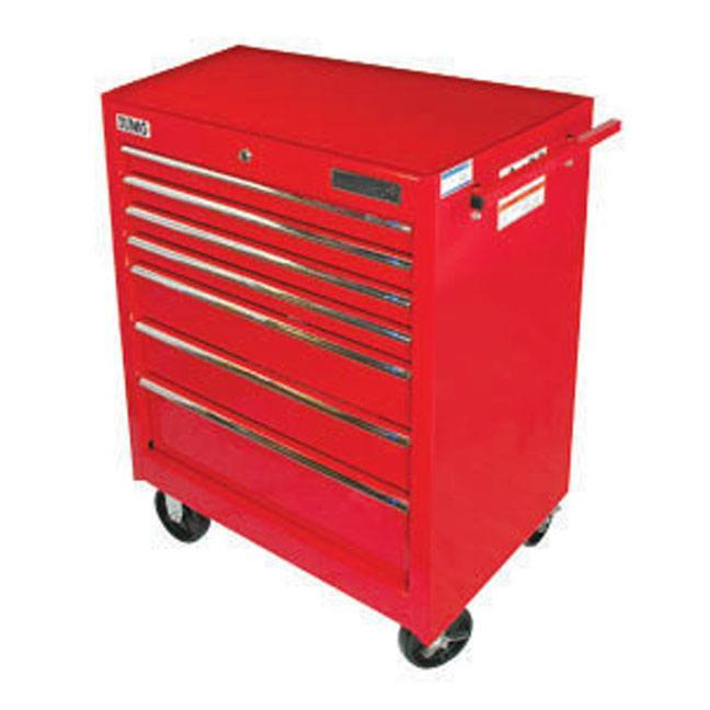 "Jet 842503 27"" x 18"" 7 Drawer SUMO Series Roller Cabinet"