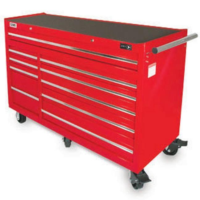 "Jet 842523 56"" x 24"" 10 Drawer SUMO Series Roller Cabinet"