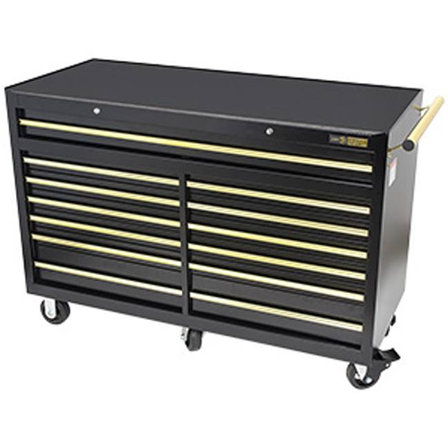 "Jet 842623 56"" x 24"" 13 Drawer B&G Series Roller Cabinet"