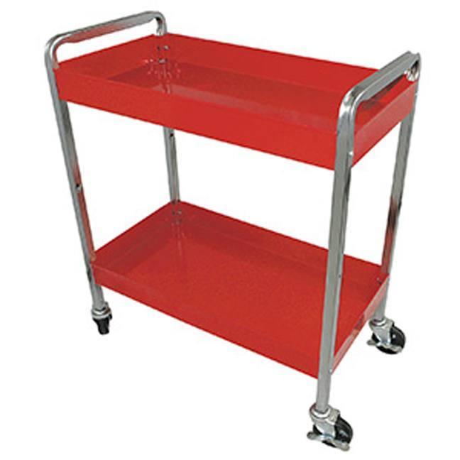 Jet 842902 2 Shelf Shop Cart - Heavy Duty