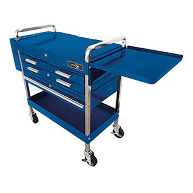 Jet 842911 30 Quot X 16 Quot 4 Drawer Service Cart Heavy Duty