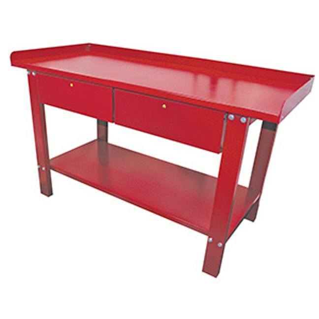 Jet 843003 2 Drawer Workbench - Heavy Duty