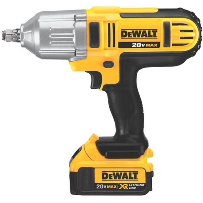 "DeWalt DCF889HM2 20V Max 1/2"" Impact Wrench"