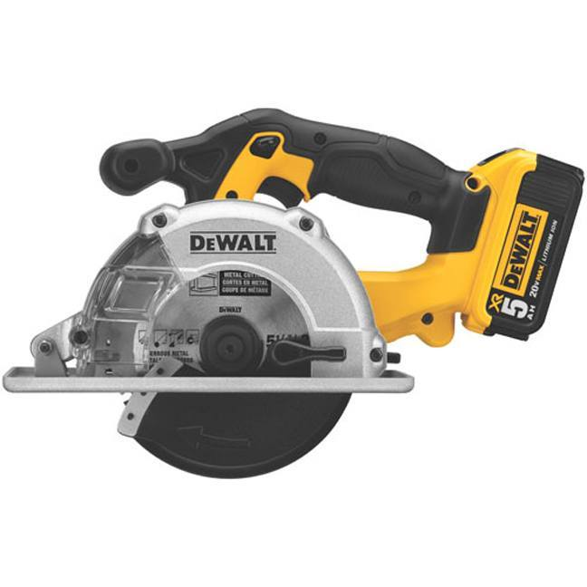 DeWalt DCS373P2 20V Max Circular Saw Kit
