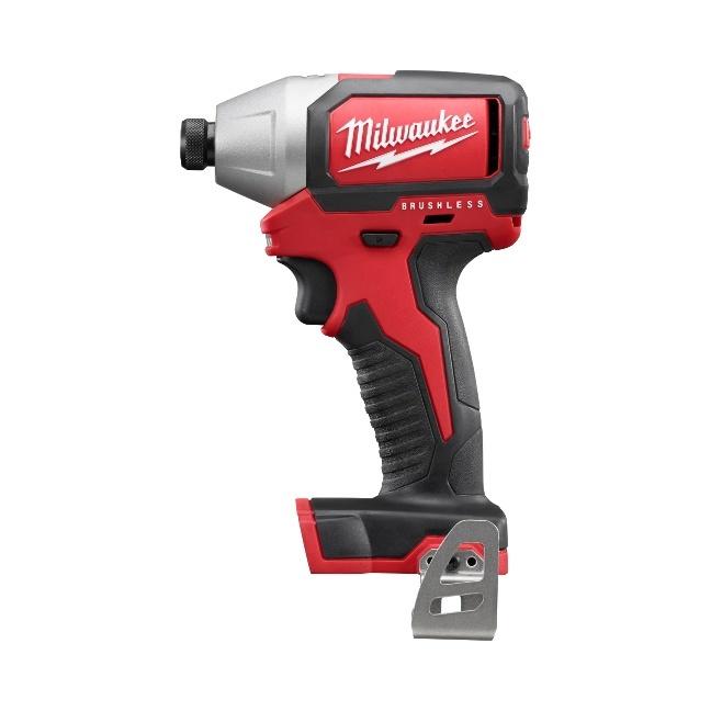 """Milwaukee 2750-20 M18 1/4"""" Hex Brushless Impact Driver"""