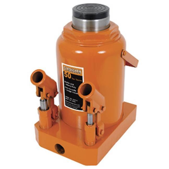 Strongarm 030115 50 Ton Bottle Jack - Heavy Duty