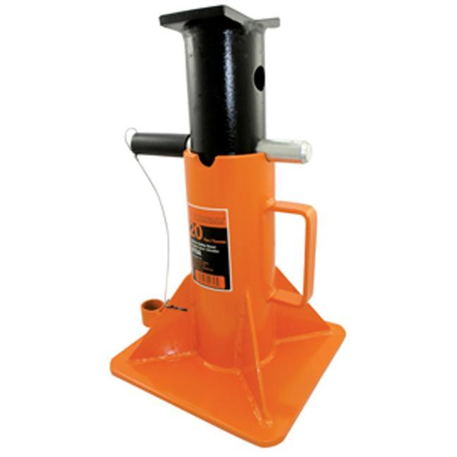 Strongarm 032229 20 Ton Pin Style Jack Stand - Heavy Duty