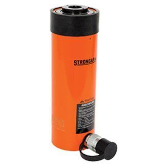 Strongarm 033077 20 Metric Ton Hollow Centre Single Acting Cylinder
