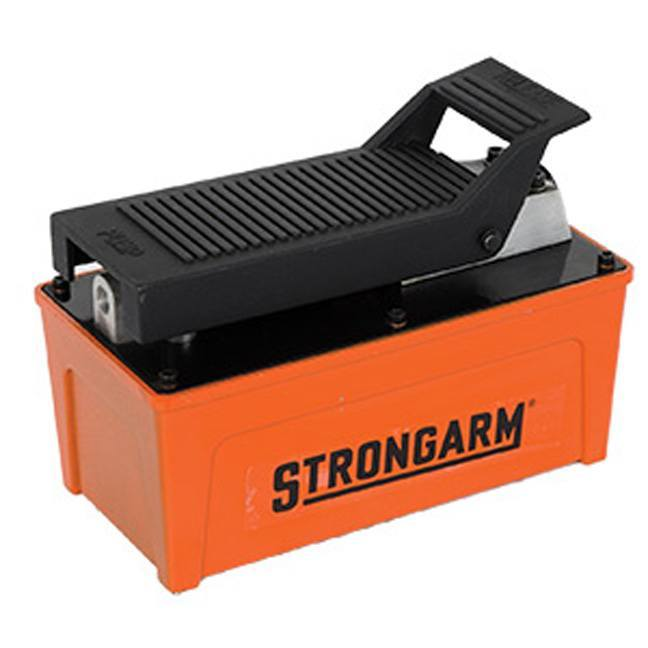 Strongarm 033125 10,000 PSI Air Hydraulic Foot Pump
