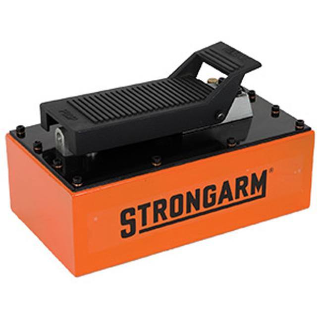 Strongarm 033126 10,000 PSI Air Hydraulic Foot Pump