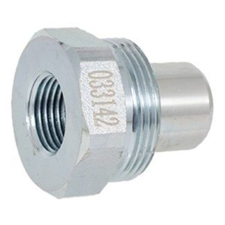 """Strongarm 033142 3/8"""" High Flow Male Quick Coupler"""