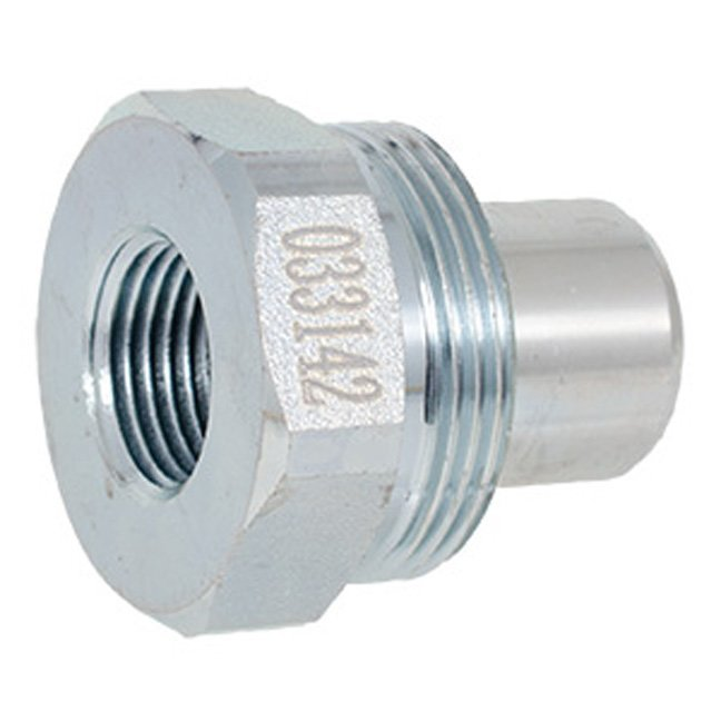 "Strongarm 033142 3/8"" High Flow Male Quick Coupler"