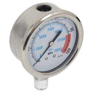"""Strongarm 033150 2.5"""" Pressure Gauge"""