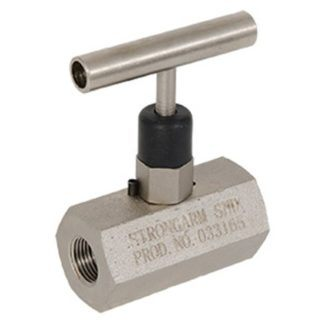 Strongarm 033165 Manual Needle Valve