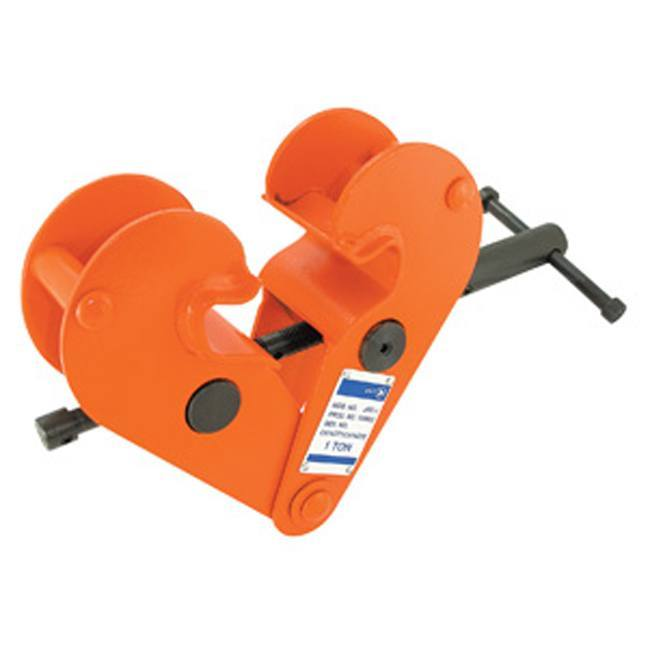 Jet 120603 1 Ton Beam Clamp With Locking Screw