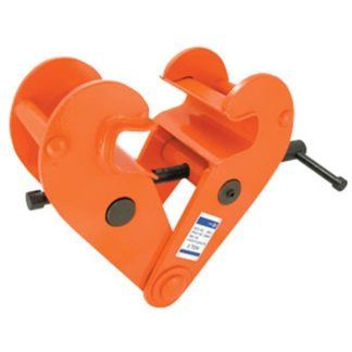 Jet 120607 5 Ton Beam Clamp With Locking Screw