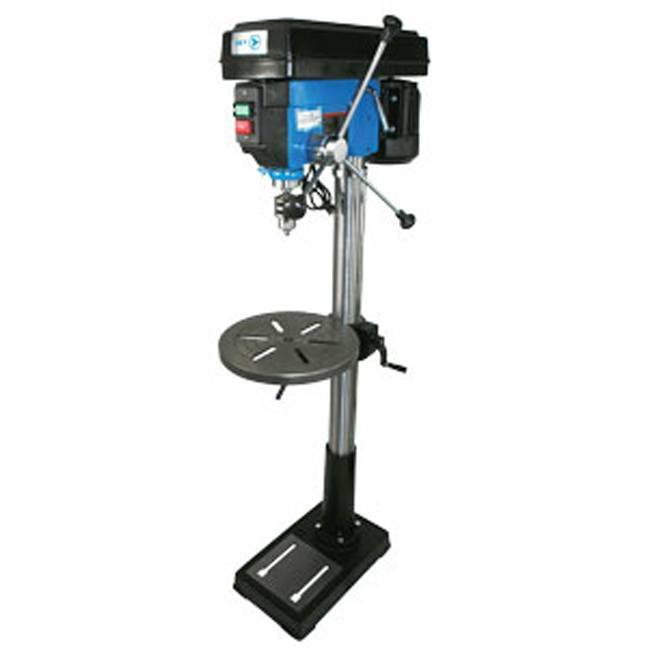 "Jet 200278 17"" 1 HP 16 Speed Floor Drill Press"