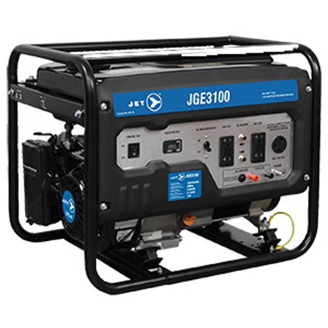 Jet 291101 3,100 Watt Generator
