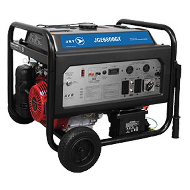 Jet 291107 6,800 Watt Generator