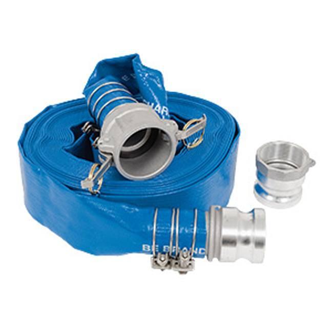 """Jet 291475 Water Pump Discharge Hose 2"""" x 50'"""