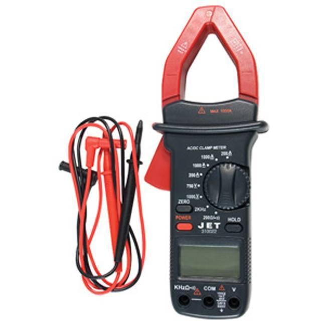 Jet 310022 Digital Clamp Meter