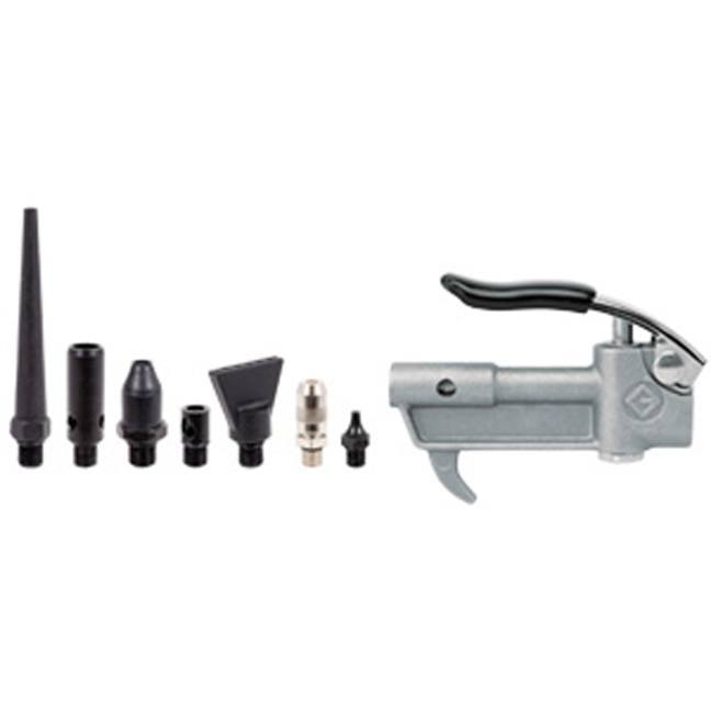 Jet 409920 Lever Air Blow Gun Kit - Super Heavy Duty