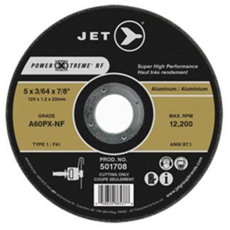 Jet A60PX-NF POWER-XTREME T1 Cut-Off Wheel