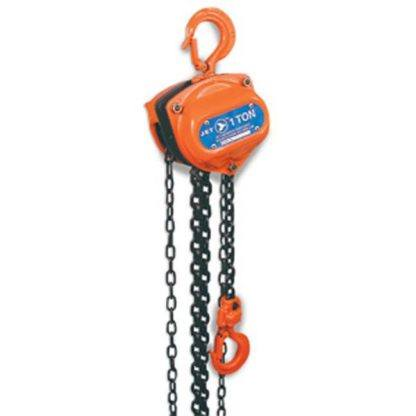 Jet Chain Hoist - Overload Protection