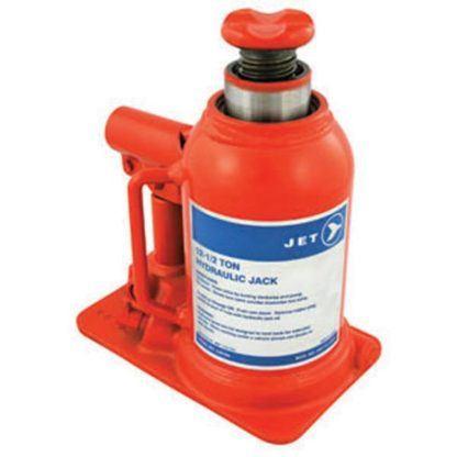 Jet Hydraulic Bottle Jack - Low Profile