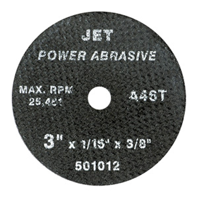 Jet POWER ABRASIVE T1 Cut-Off Wheel