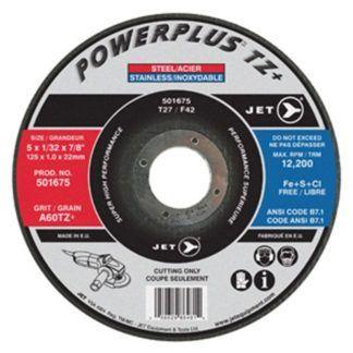 Jet POWER-XTREME T27 Cut-Off Wheel
