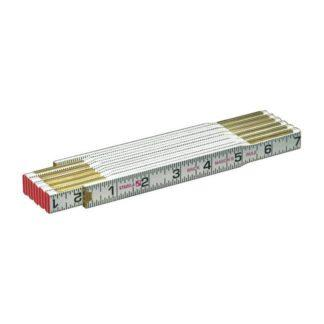 Stabila 80001 Mason's 1/16ths Scale Folding Ruler