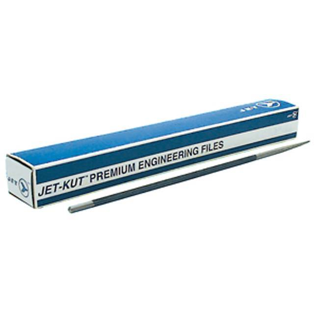 """Jet 531207 8"""" x 7/32 Double Cut Round Chainsaw File"""