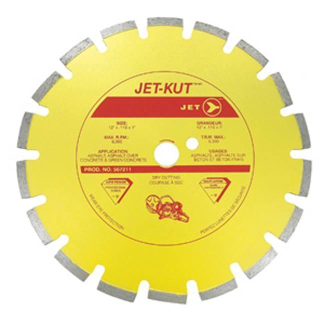 Jet 567212 12 x .110 x 20mm Diamond Blade