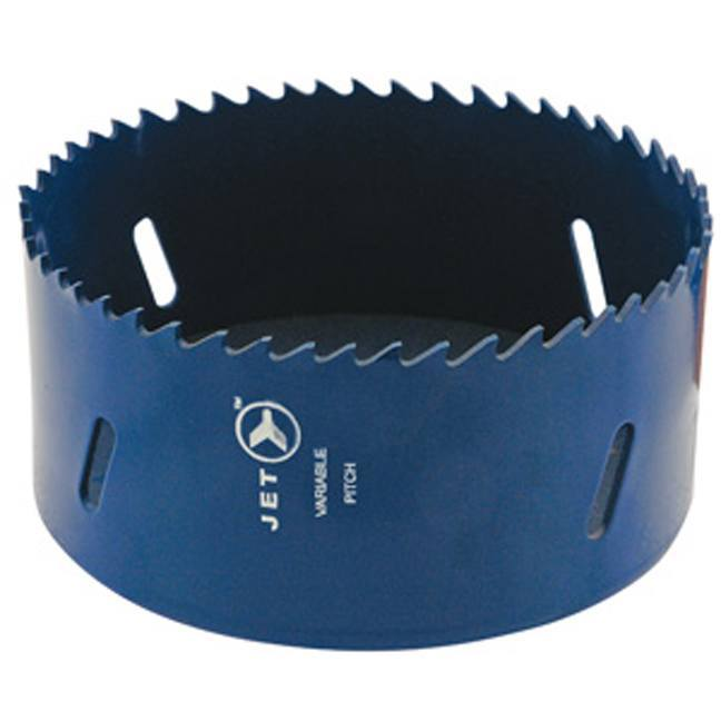 Jet Bi-Metal Vari-Pitch Holesaw