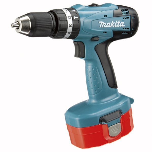 "Makita 8391DWPE 1/2"" Cordless Hammer Driver Drill"
