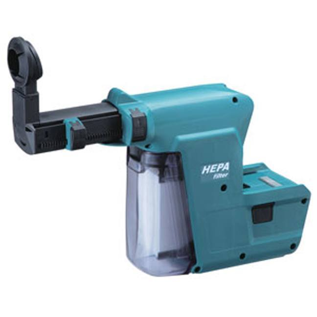 Makita DX01 Cordless Rotary Hammer HEPA Dust Extraction System
