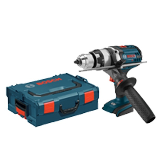 bosch hdh181xbl 18v brute tough 1 2 hammer drill driver. Black Bedroom Furniture Sets. Home Design Ideas