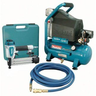 Makita MAC700-KIT3 2.0HP Air Compressor & Brad Nailer Kit