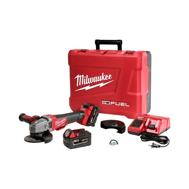 Milwaukee 2783-22 M18 FUEL Braking Grinder Kit