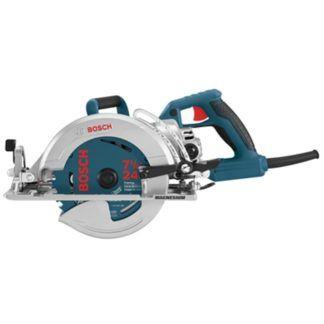 "Bosch CSW41 7-1/4"" Worm Drive Circular Saw"