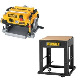 DeWalt DW735S Two Speed Thickness Planer