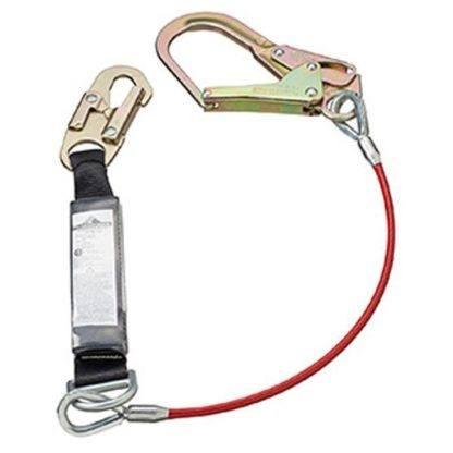Peakworks SA-4502-6 Shock Absorber SP Cable Snap & Form Hook 6'