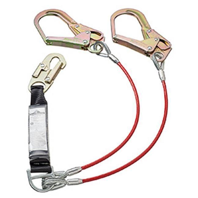 Peakworks SA-45522-4 Shock Absorber SP Snap & Form Hooks 4'