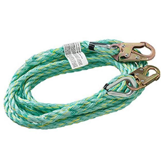 Peakworks Vl 1122 30 Vertical Lifeline W 2 Snap Hooks