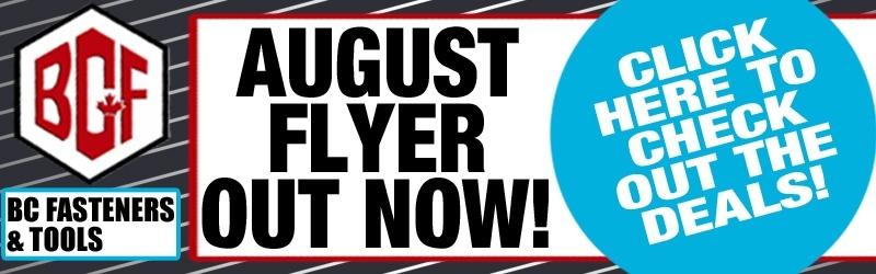 August 2015 Flyer Slider